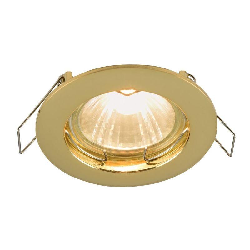 Встраиваемый светильник Metal DL009-2-01-G
