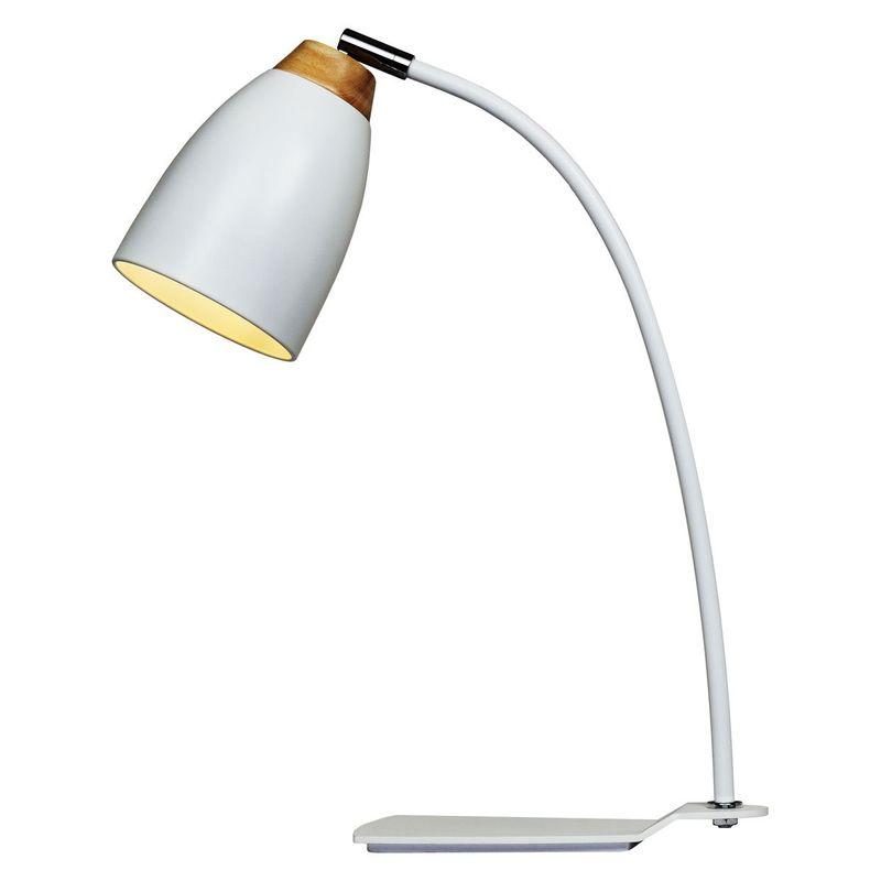 Настольная лампа Restor LOFT4402T-WH
