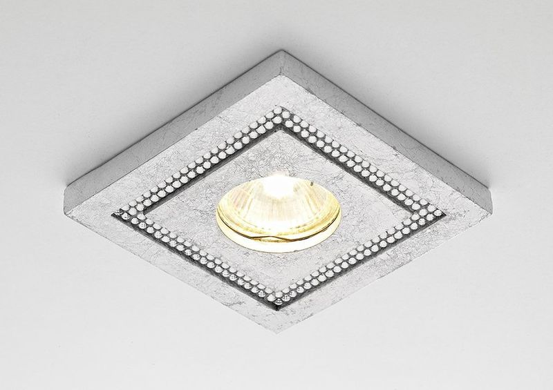 Точечный светильник с узором D3850 SL