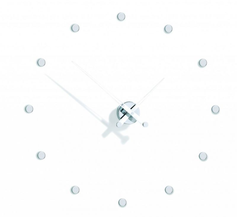 Настенные часы Rodon 12 i WHITE ROI012B