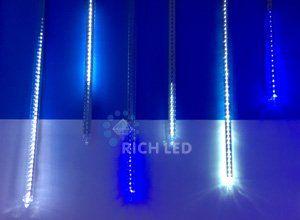 Тающая сосулька светодиодная RL-MT0.6-W
