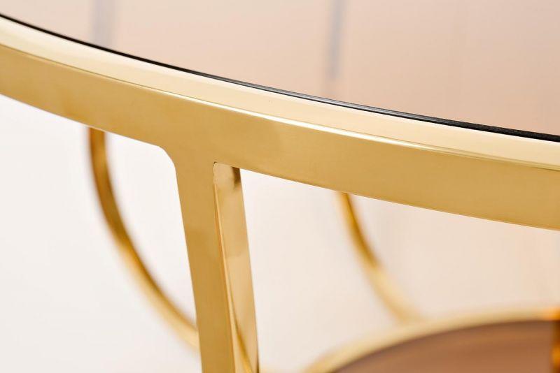 Стол Garda Décor 13RXCT4032-GOLD. Фото №2