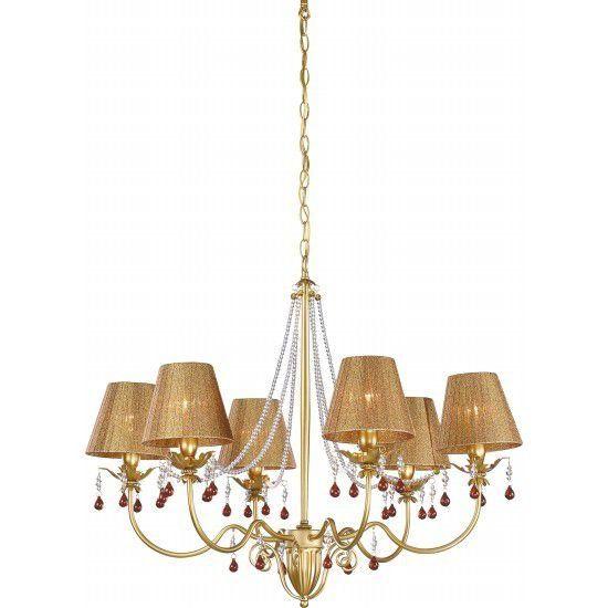 Светильник подвесной Arte Lamp Decorative classic f A2008LM-6BZ