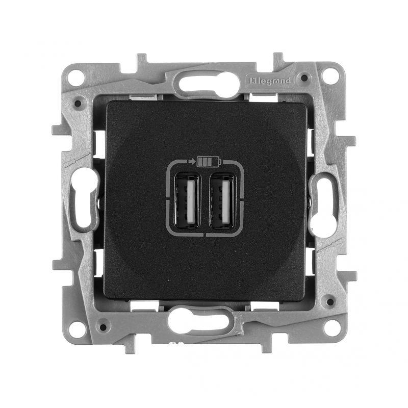 Розетка USB Legrand Etika BD-1214974
