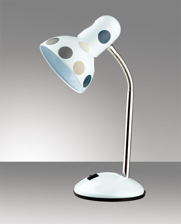 Настольная лампа с выключателем Odeon Light Flip 2592/1T