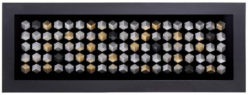 Панно 100 кубов 16838
