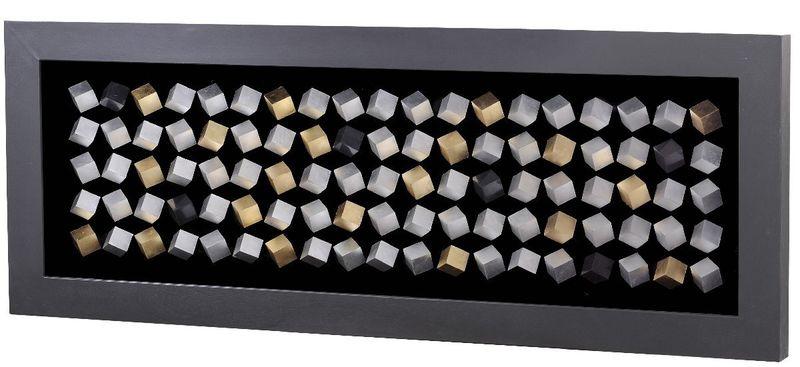 Панно 100 кубов 16838. Фото №1