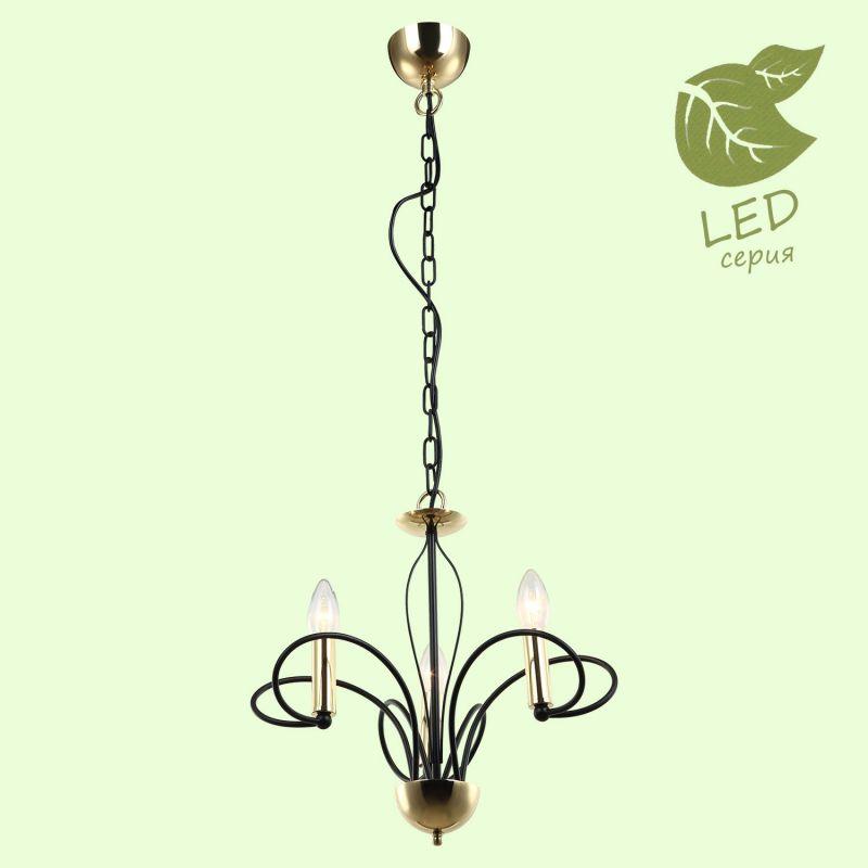 Люстра Lussole Loft POWELL GRLSP-8193