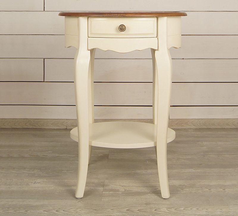 Овальный кофейный стол Leontina ST9331
