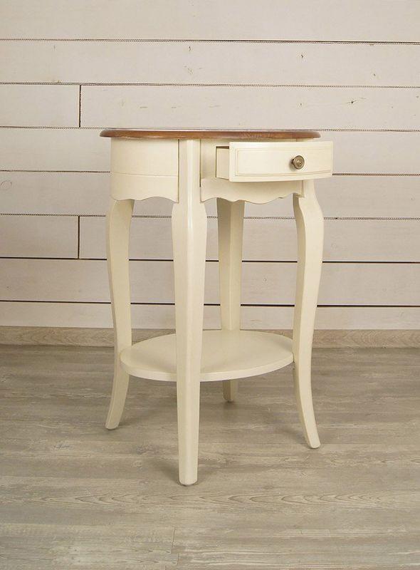 Овальный кофейный стол Leontina ST9331. Фото №1