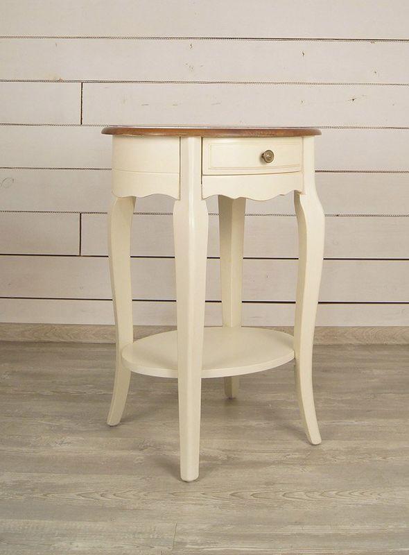 Овальный кофейный стол Leontina ST9331. Фото №3