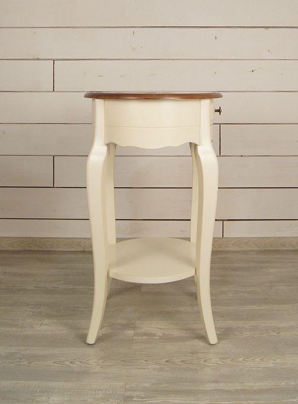 Овальный кофейный стол Leontina ST9331. Фото №4