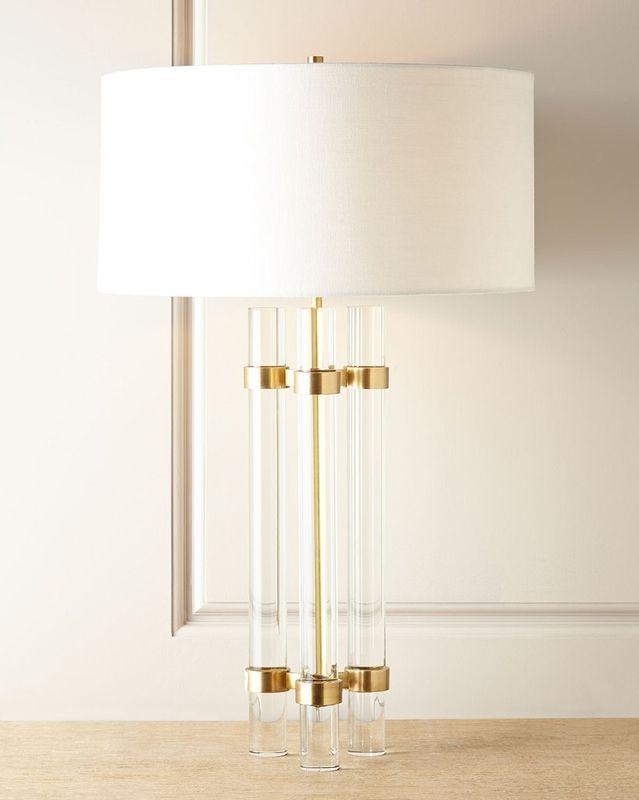 Настольная лампа LH Mirror Home Хью BD-129673