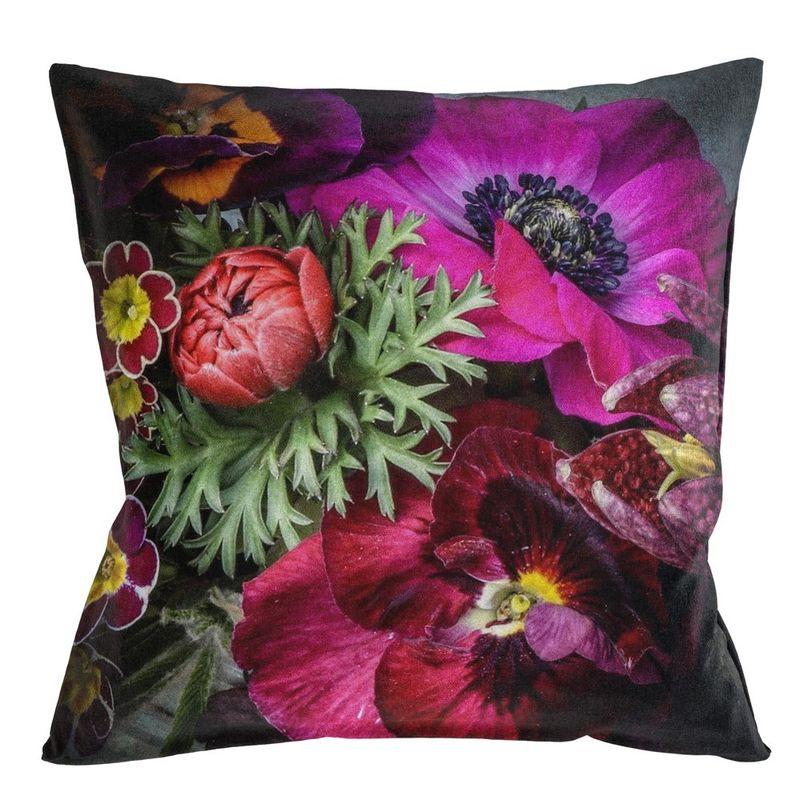 Интерьерная подушка Spring Violet 4112115. Фото №2