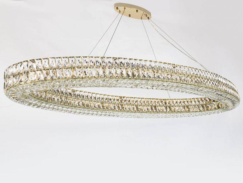 Подвесной светильник Newport 10120 10127+21/S gold