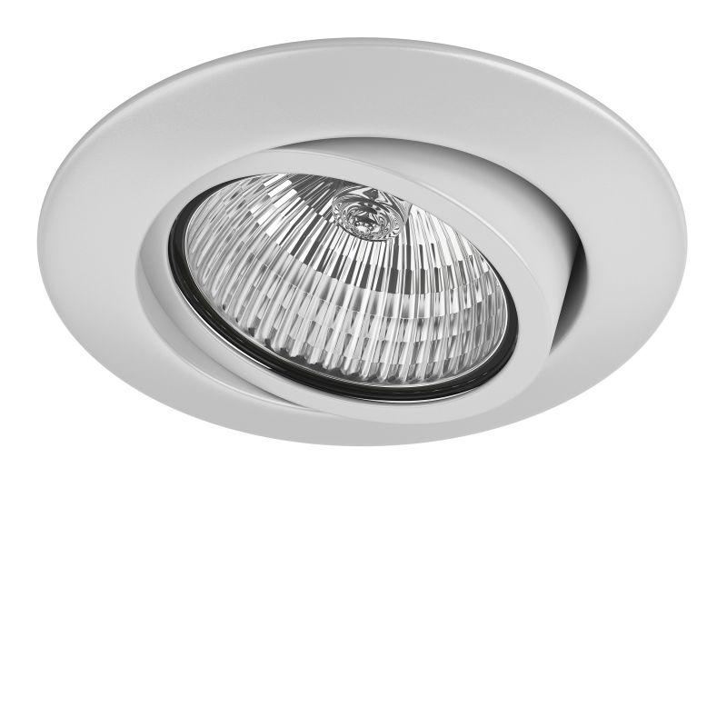 Светильник точечный встраиваемый Teso adj 011080