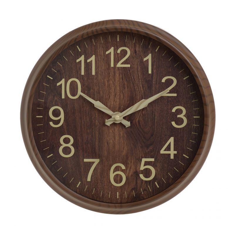 Часы настенные To4rooms Woodrow Flow BD-915951