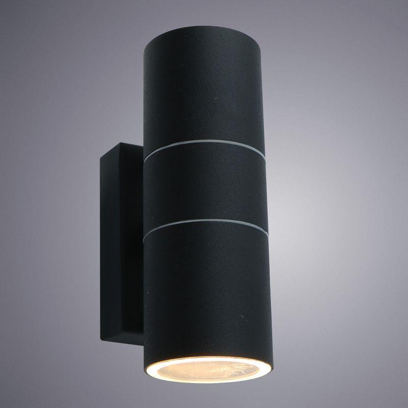 Уличный светильник Arte Lamp Mistero A3302AL-2BK