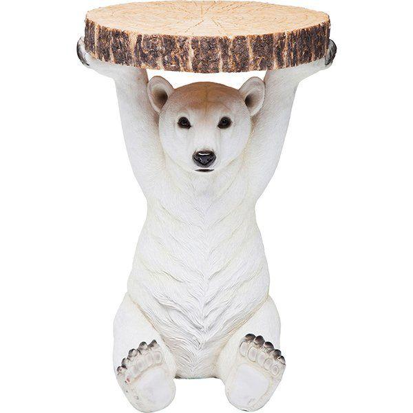 Столик приставной Белый медведь 78943