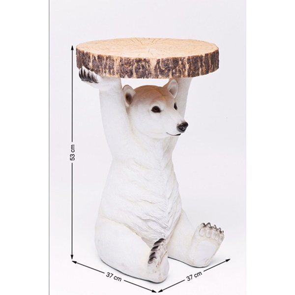 Столик приставной Белый медведь 78943. Фото №3