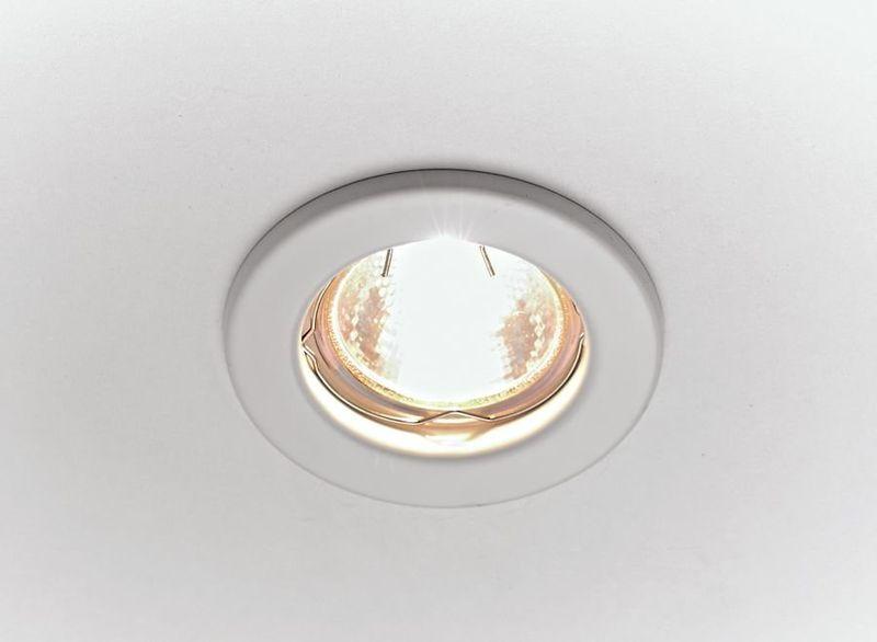 Встраиваемый светильник FT9210 WH