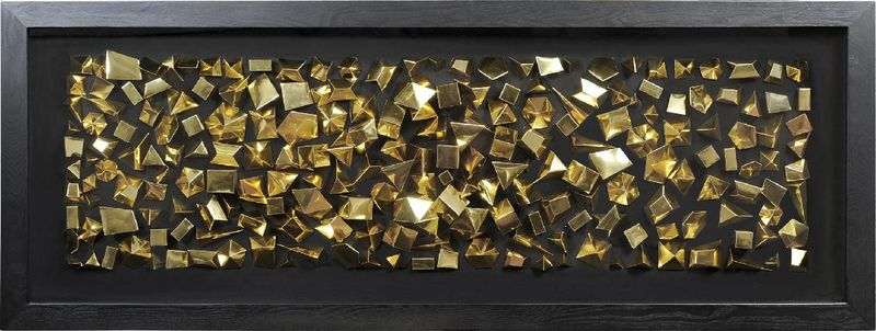 Панно Золотые грани 30248A