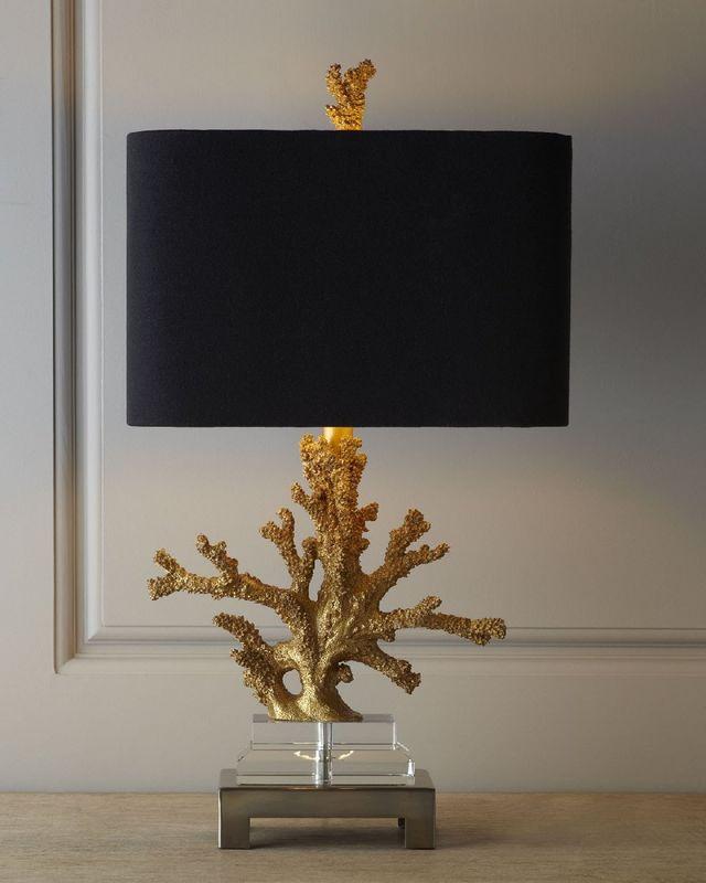 Настольная лампа LH Mirror Home Гудзон BD-129662