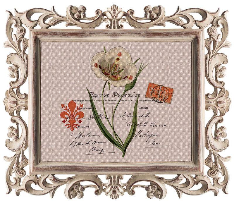 Репродукция старинной гравюры Картинная галерея 98838346