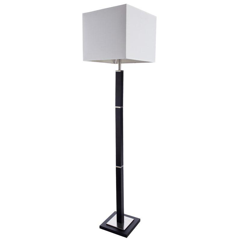Светильник напольный Arte Lamp Waverley A8880PN-1BK
