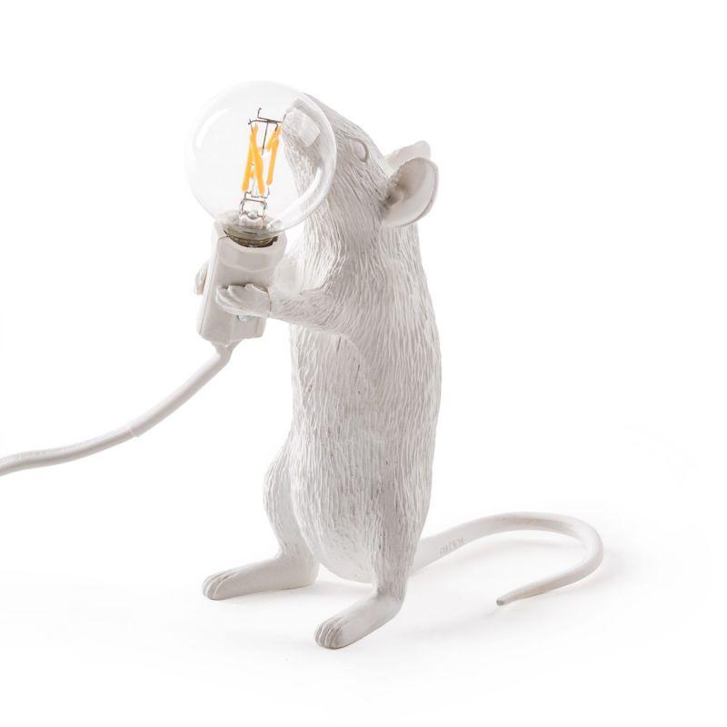 Настольная лампа Seletti Mouse Lamp 14884