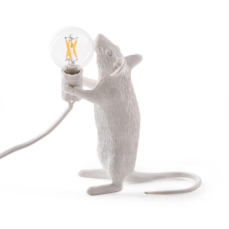 Настольная лампа Seletti Mouse Lamp 14884. Фото №2