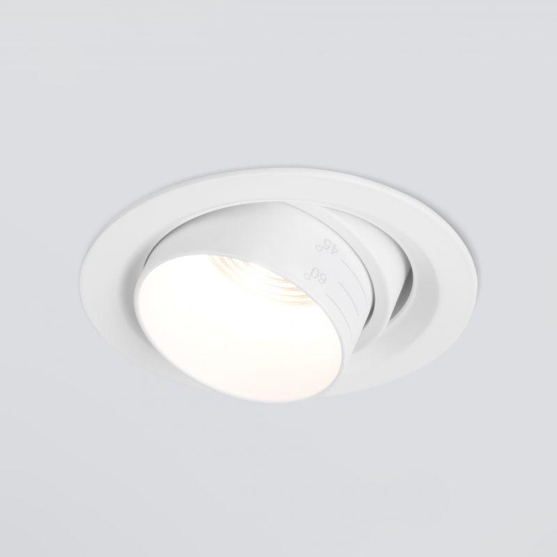 Встраиваемый светодиодный светильник Elektrostandard  9920 LED 10W 4200K белый