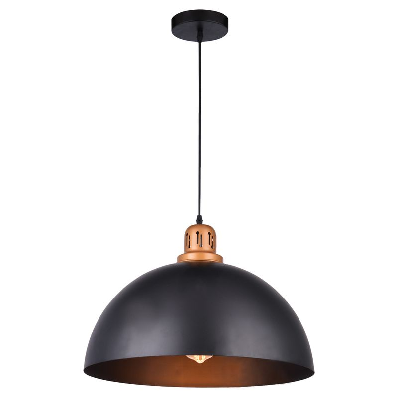 Светильник подвесной Arte Lamp Eurica A4249SP-1BK