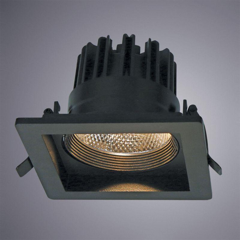Уличный светильник Arte Lamp Privato A7018PL-1BK
