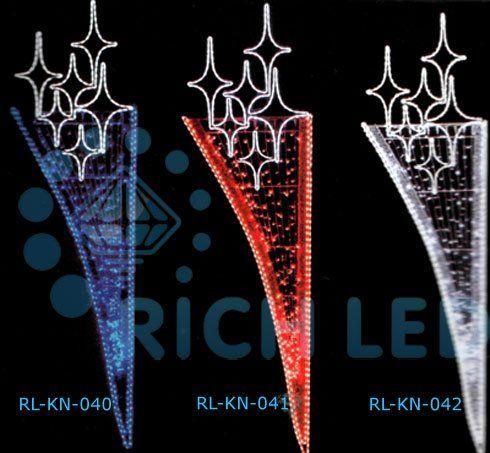 Светодиодная уличная консоль RL-KN-041