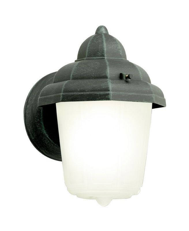 Уличный настенный светильник LATERNA 7 3376