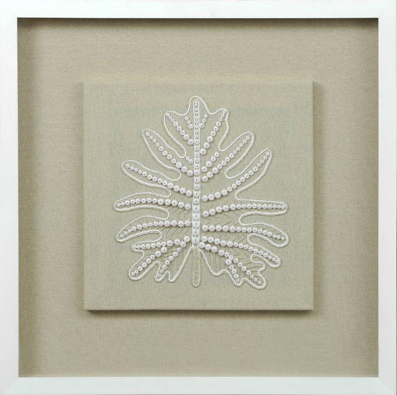 Панно Листья из бисера-2 22254B