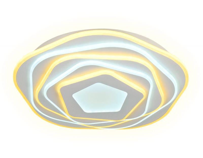 Потолочный светильник Ambrella ACRYLICA FA814