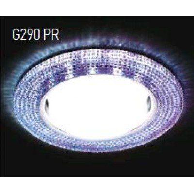 Встраиваемый светильник G290 PR/CH