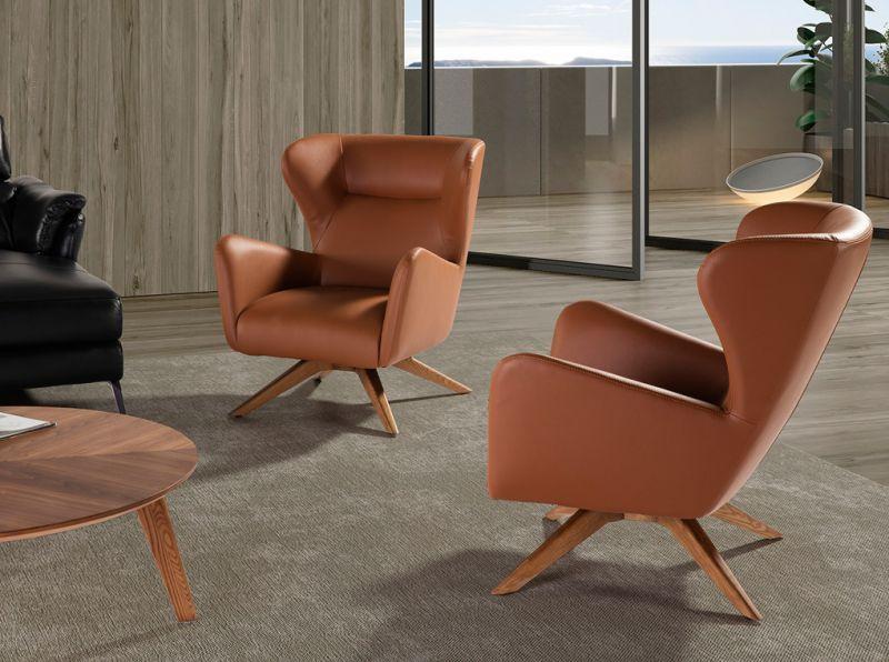 Поворотное кресло Angel Cerda SF-801E 71244. Фото №4