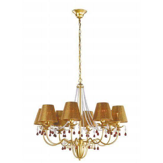 Люстра подвесная Arte Lamp Allegro A2008LM-8BZ