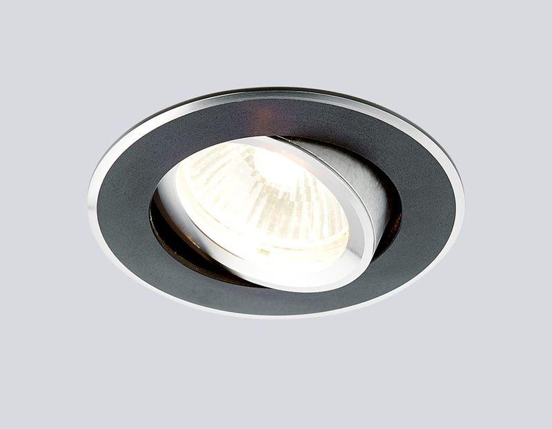 Встраиваемый светильник A502 BK