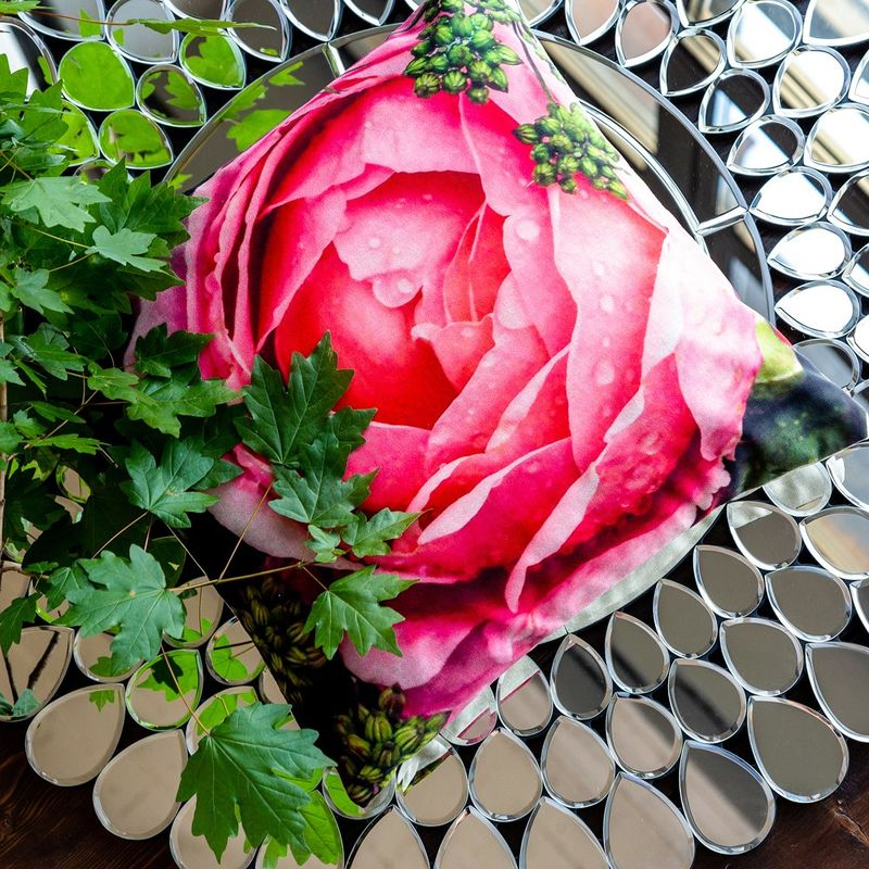 Интерьерная подушка Rose Rose 4112119. Фото №1