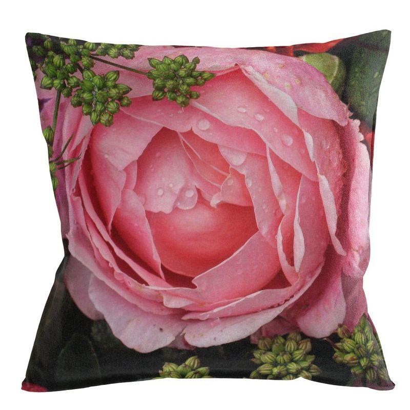 Интерьерная подушка Rose Rose 4112119. Фото №2