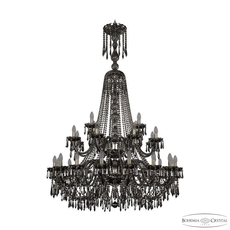 Люстра Bohemia Ivele Crystal 1403/16+8+4/400/XL-160/2d G M781