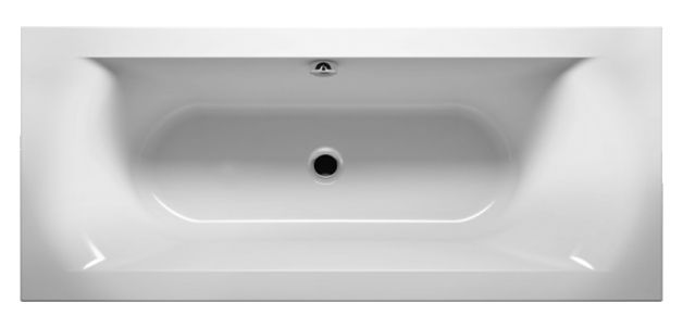 Акриловая ванна Riho Linares 170x75 R, BT4400500000000