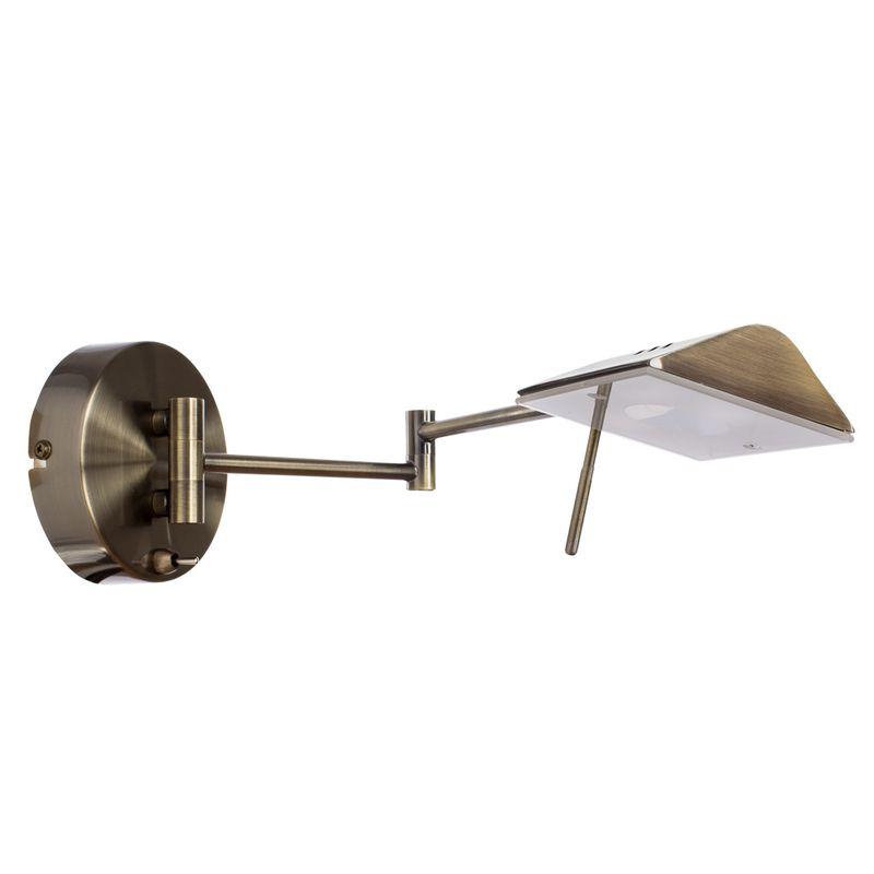 Светильник настенный Arte Lamp Wizard A5665AP-1AB