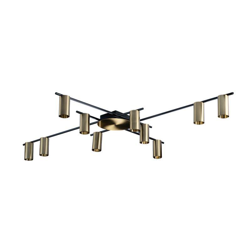 Светильник потолочный Loft It (Light for You) Tribes 8120C-10