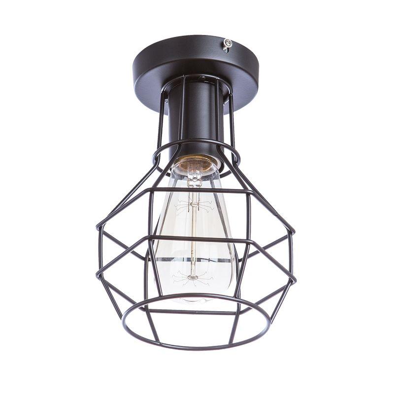 Светильник потолочный Arte Lamp A1109 A1109PL-1BK