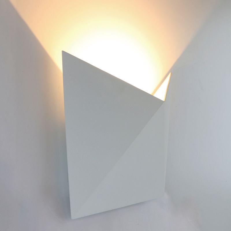 Светильник настенный Arte Lamp Busta A1609AP-1WH